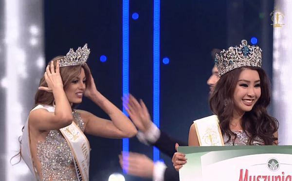 Đi thi trễ 10 ngày, Khánh Phương vẫn lọt top 25 Miss Supranational nhờ pha cứu thua của khán giả-10
