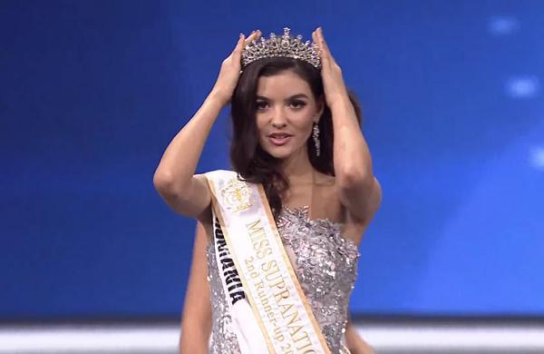 Đi thi trễ 10 ngày, Khánh Phương vẫn lọt top 25 Miss Supranational nhờ pha cứu thua của khán giả-11