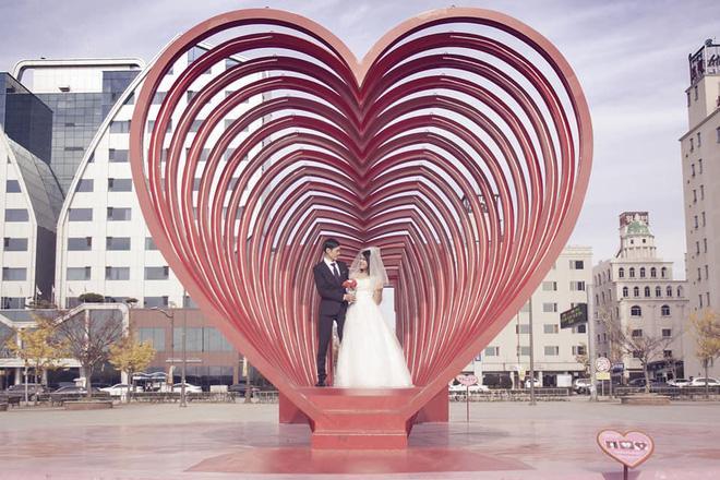 Chủ nhân bộ ảnh cưới chỉ vỏn vẹn 2,7 triệu đồng tại Hàn Quốc tiết lộ hậu trường tự làm từ A-Z-7