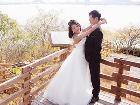 Chủ nhân bộ ảnh cưới chỉ vỏn vẹn 2,7 triệu đồng tại Hàn Quốc tiết lộ hậu trường tự làm từ A-Z