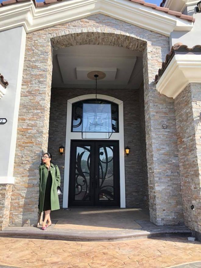 Ca sĩ Lệ Quyên mua nhà tại Mỹ-2