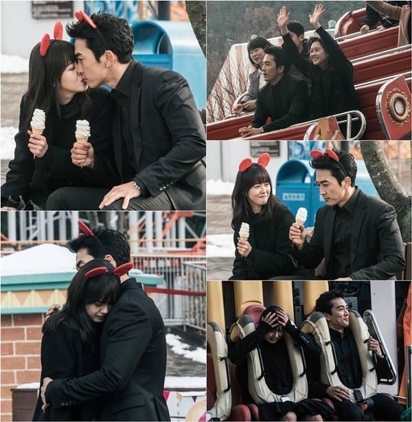 Tin sao Hàn: Go Ara chủ động trao Song Seung Hun nụ hôn ngọt ngào-1