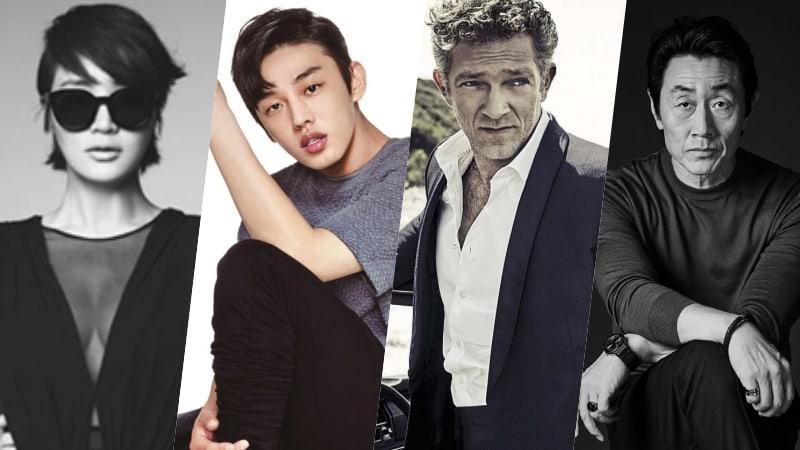 Tin sao Hàn: Go Ara chủ động trao Song Seung Hun nụ hôn ngọt ngào-5