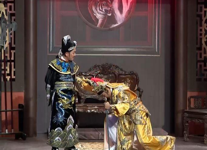 Ơn giời cậu đây rồi: Cười rách miệng xem Trấn Thành giả Lâm Khánh Chi dạy vợ bé-1