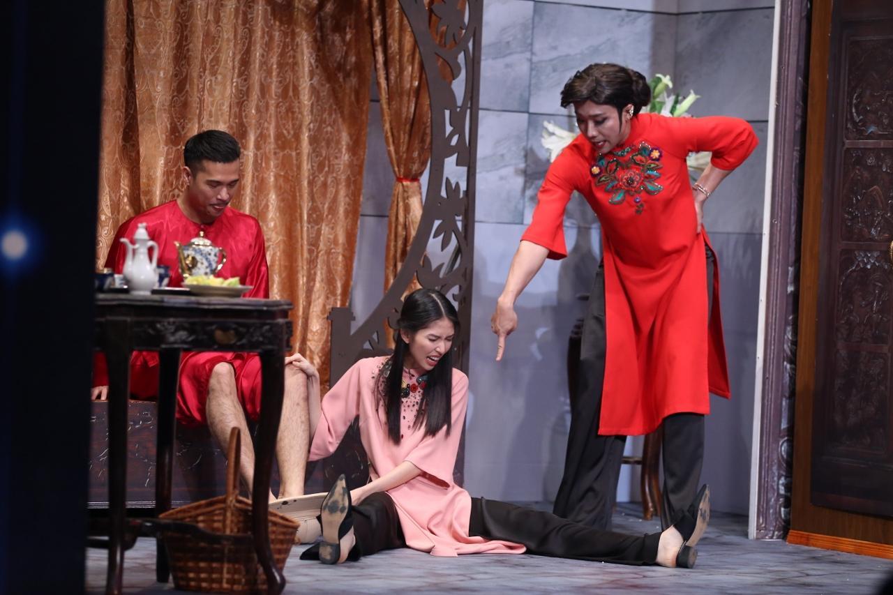 Danh hài Hoài Linh bất ngờ tuyên bố yêu thầm Trung Dân-1