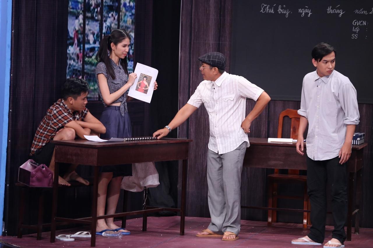 Danh hài Hoài Linh bất ngờ tuyên bố yêu thầm Trung Dân-5