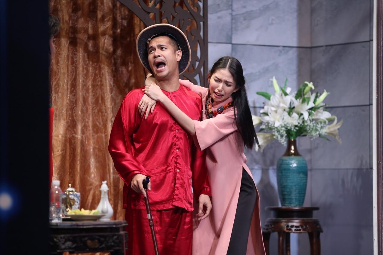 Danh hài Hoài Linh bất ngờ tuyên bố yêu thầm Trung Dân-2
