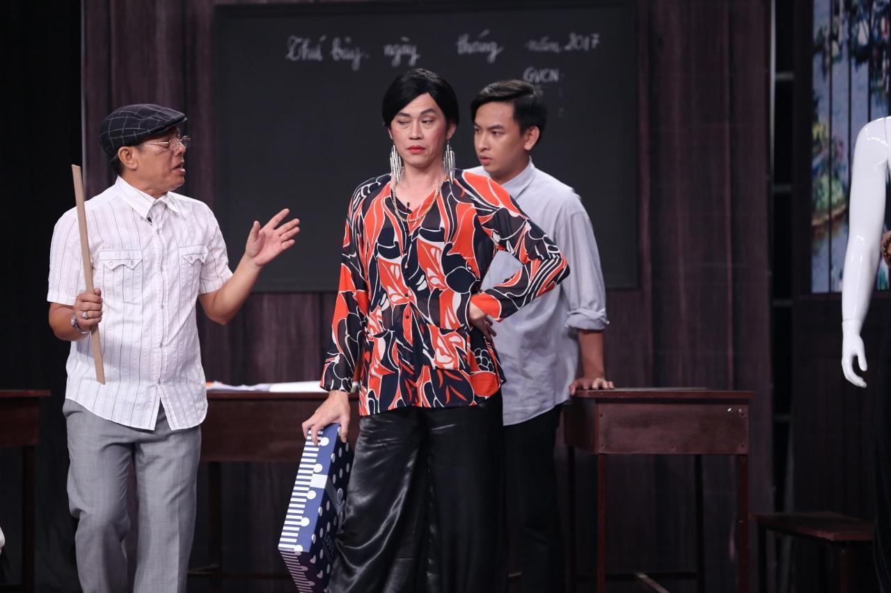 Danh hài Hoài Linh bất ngờ tuyên bố yêu thầm Trung Dân-6