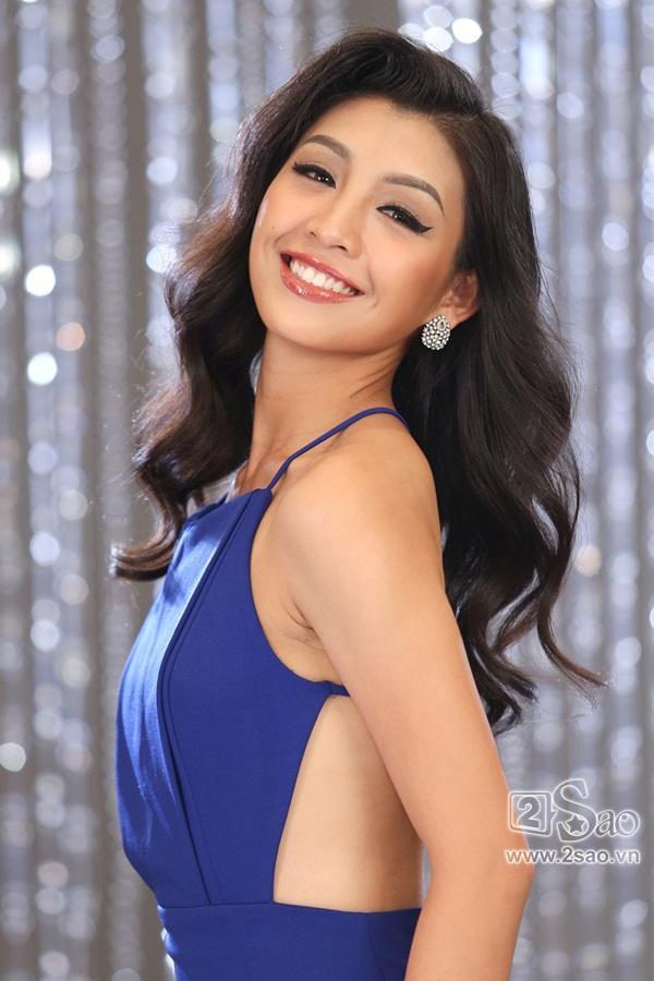 Chết cười nghe Phạm Hương chê thí sinh hoa hậu giống cô gái hái bưởi-10