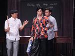 CHẾT CƯỜI: Lần đầu tiên Hoài Linh vén quần khoe đùi trắng nõn trên sóng truyền hình-5