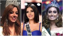 Dàn mỹ nữ Colombia đẹp là thế, vẫn khó thoát 'lời nguyền Á hậu' trên các đấu trường đại nhan sắc