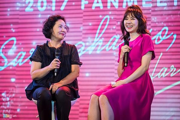 Hari Won: Tôi thích làm việc, chưa muốn sinh con-6