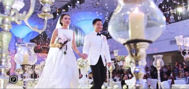 Kỉ niệm 1 năm ngày cưới, 'hot girl thời tiết' Mai Ngọc tung clip đẹp tựa ngôn tình-3