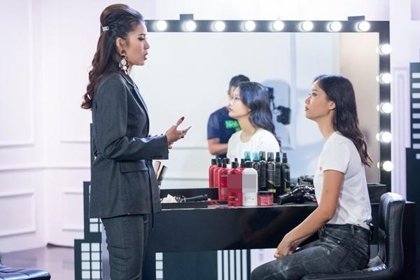 The Look tập 3 Kỳ Duyên tiếp tục xuất sắc vượt mặt 2 đàn chị