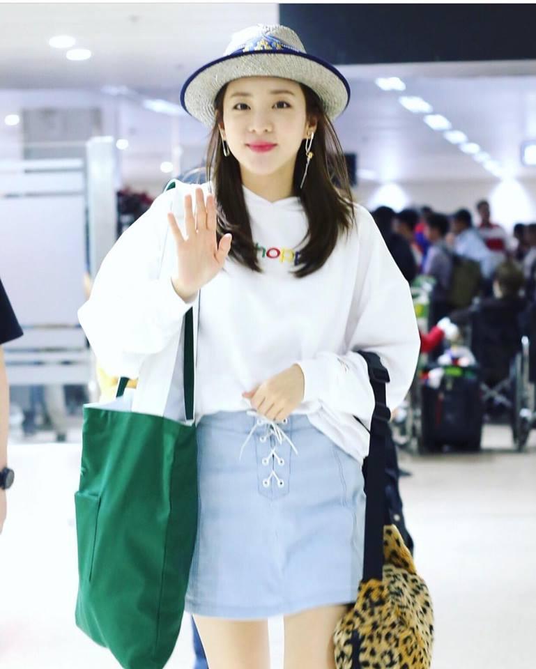 Mỹ nhân Running man Song Ji Hyo - Jessica lên đồ ngày đông đẹp nhất street style sao Hàn-7