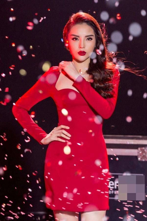 Liên tiếp chiến thắng tại The Look 2017, Hoa hậu Kỳ Duyên sử dụng chiến thuật nào?-1