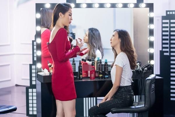 Liên tiếp chiến thắng tại The Look 2017, Hoa hậu Kỳ Duyên sử dụng chiến thuật nào?-4