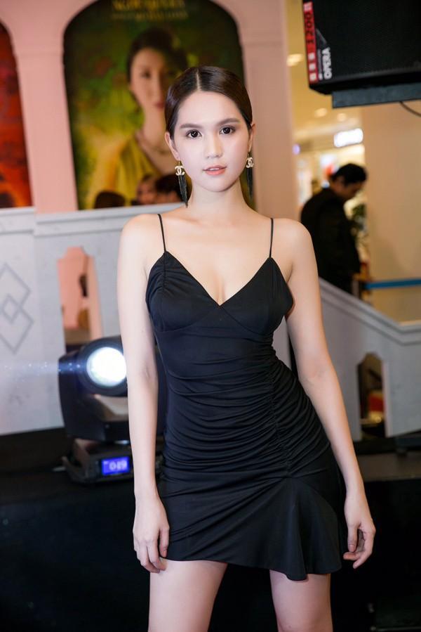 Selena Gomez đã có một bản sao phong cách ở Việt Nam, đó chính là Ngọc Trinh-2