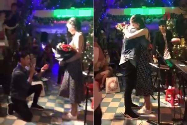 Đúng sinh nhật tròn 20 tuổi, Chúng Huyền Thanh nhận lời cầu hôn của bạn trai-1