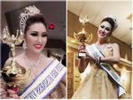 BẤT NGỜ: Phi Thanh Vân đăng quang Hoa hậu Doanh nhân Thế giới người Việt 2017