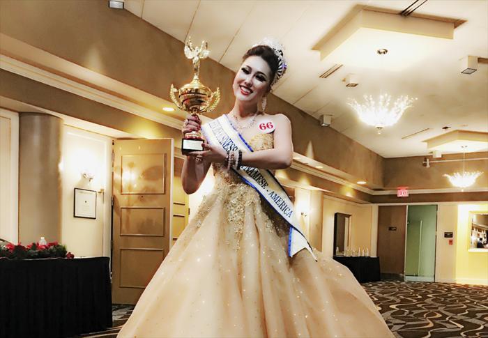 BẤT NGỜ: Phi Thanh Vân đăng quang Hoa hậu Doanh nhân Thế giới người Việt 2017-1