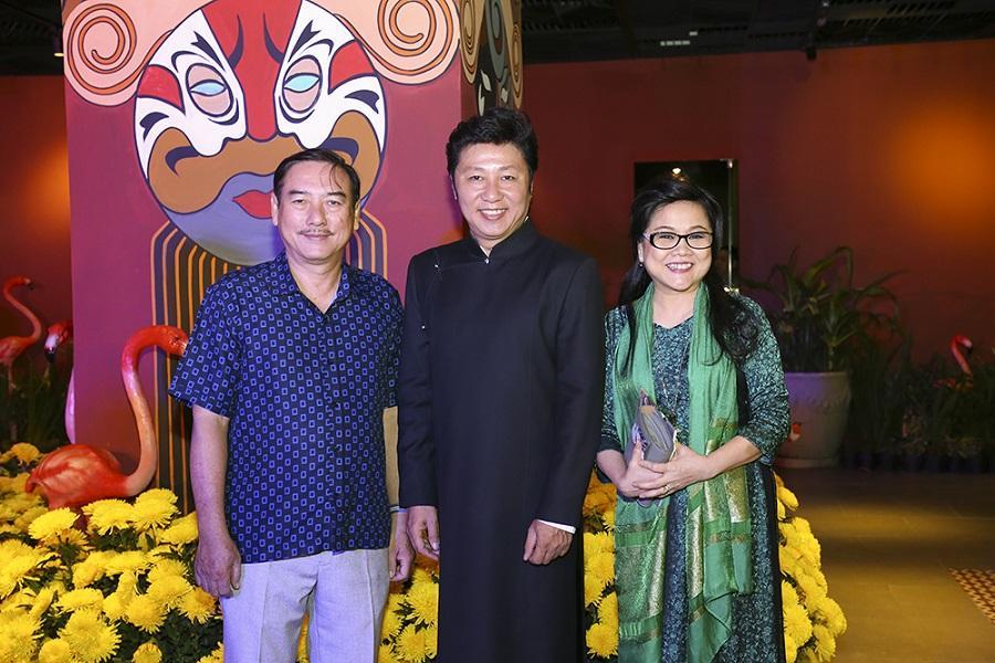 Thuỳ Dung cùng dàn sao khoe sắc trong Đêm Hoa Lệ-9