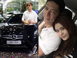 Tim tậu xế sang giữa scandal Trương Quỳnh Anh lộ ảnh thân mật với Bình Minh
