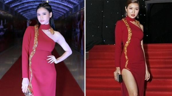 Hơn cả Phạm Hương, Trương Quỳnh Anh mới là 'trùm đụng váy áo' với loạt mỹ nhân Vbiz-6