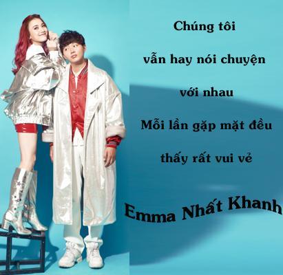 Emma Nhất Khanh của Vì yêu mà đến: Tôi và Woossi chưa chính thức hẹn hò-4