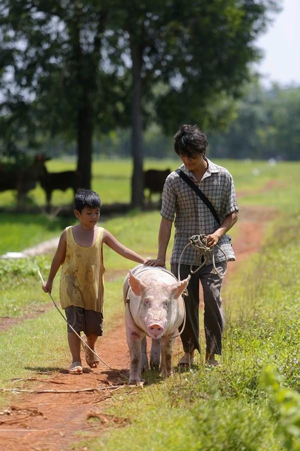 Lương Mạnh Hải: từ hotboy nổi loạn đến soái ca chăn lợn-9