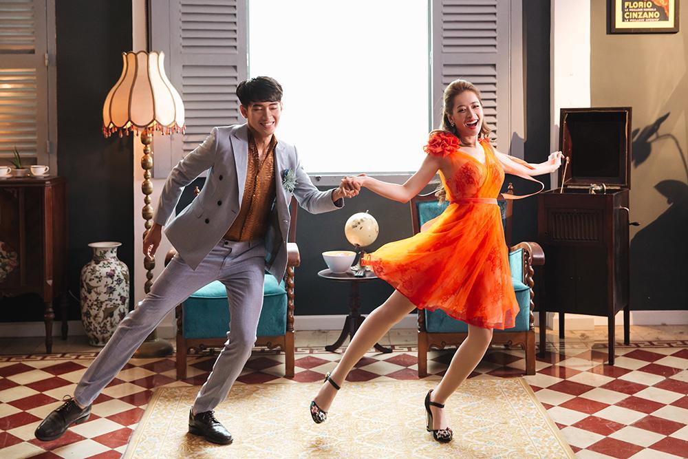 Quang Đăng là cha đẻ của vũ đạo siêu lầy trong MV Em sai rồi anh xin lỗi em đi-1