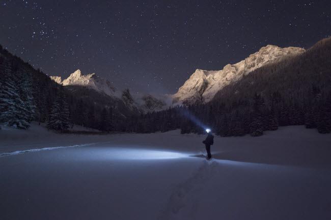 Lạc vào mùa đông kỳ diệu trên núi ở Ba Lan-5