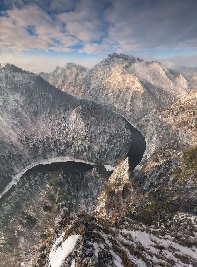 Lạc vào mùa đông kỳ diệu trên núi ở Ba Lan-6
