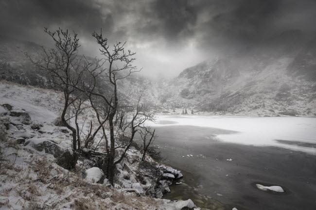 Lạc vào mùa đông kỳ diệu trên núi ở Ba Lan-8