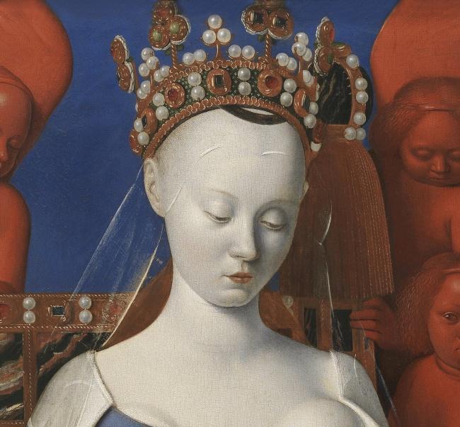 Tình nhân hợp pháp đầu tiên của vua được Hoàng gia công nhận: Thích khoe ngực chốn công cộng-1