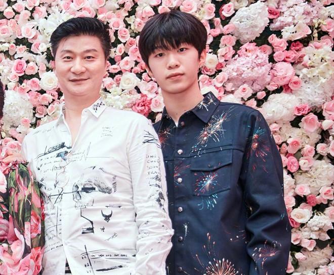 Em trai Phạm Băng Băng bị nghi phẫu thuật thẩm mỹ vì bỗng dưng quá đẹp trai-8