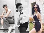 Đồng Ánh Quỳnh chuộng phong cách manly nổi bật nhất street style tuần qua-12