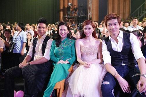 Trương Quỳnh Anh từng thân thiết như chị em với bà xã Bình Minh trước khi có scandal-4