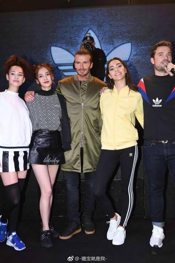 Chán gợi cảm Angela Baby cưa sừng làm nghé bên David Beckham-1