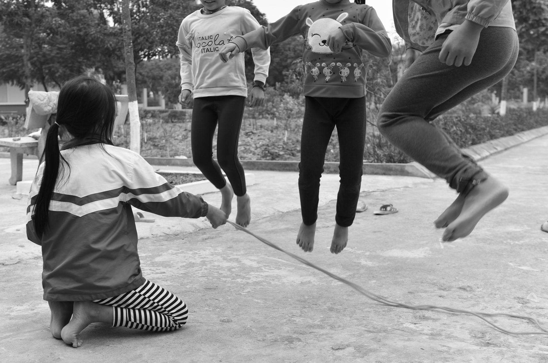 Ngôi nhà chung của 80 trẻ em nhiễm HIV bị bỏ rơi-2