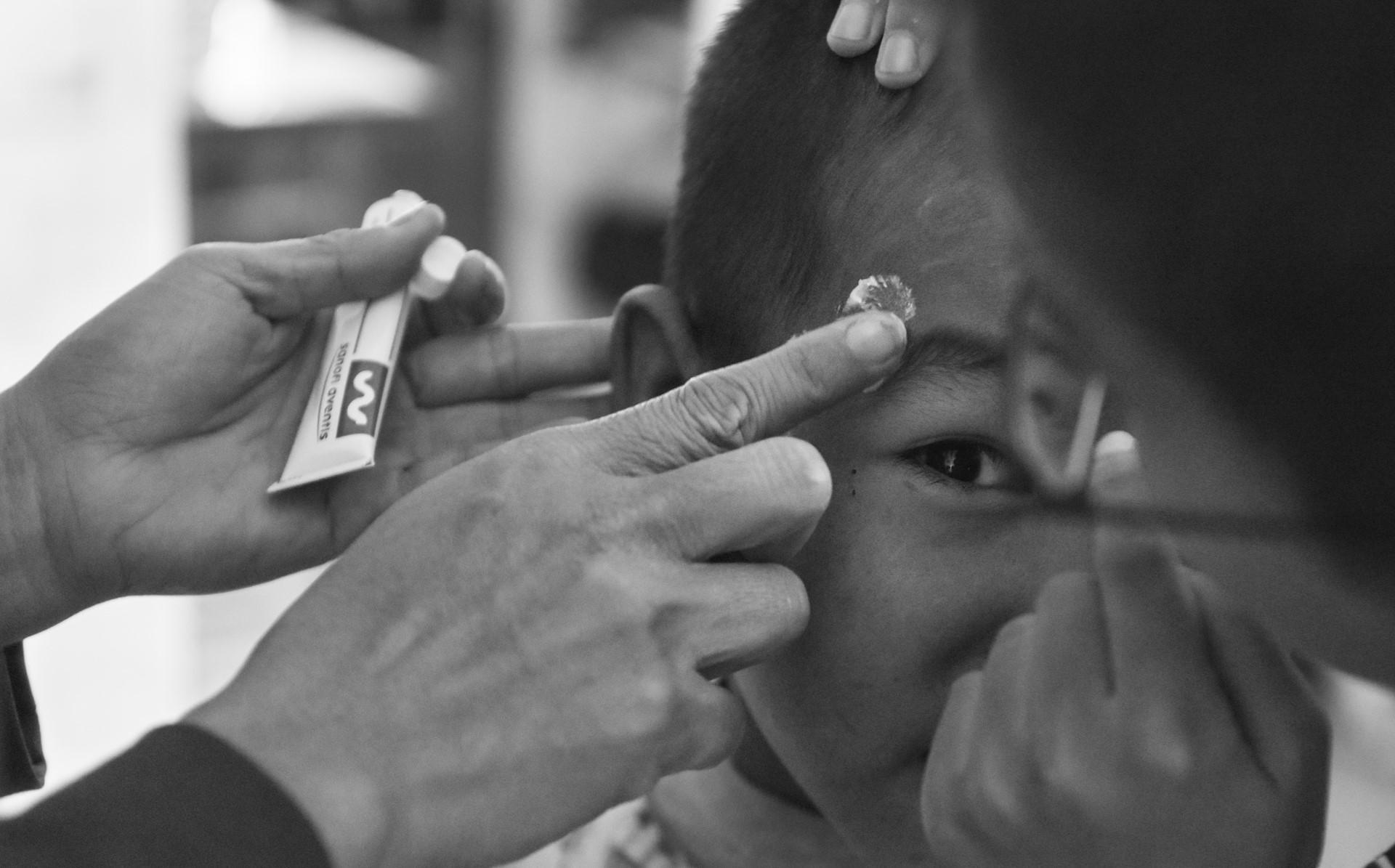 Ngôi nhà chung của 80 trẻ em nhiễm HIV bị bỏ rơi-18
