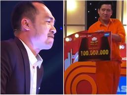 Thí sinh 'bá đạo' giành giải 100 triệu đồng của 'Thách thức danh hài'?