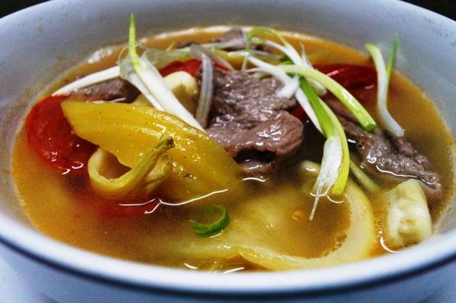 Những món ăn ngon từ thịt bò chế biến nhanh và đơn giản-3