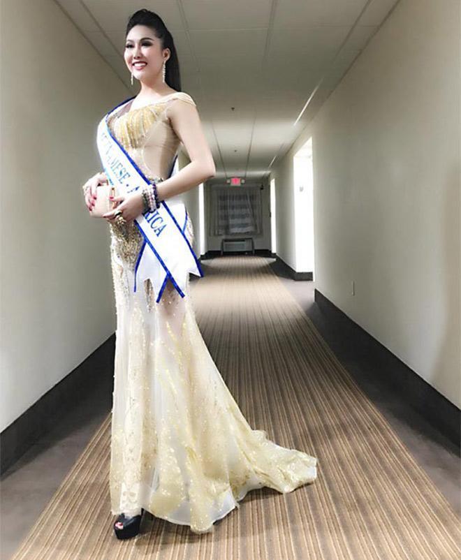 Hành trình trùng tu chóng mặt từ nhan sắc đến danh xưng hoa hậu của Phi Thanh Vân-2