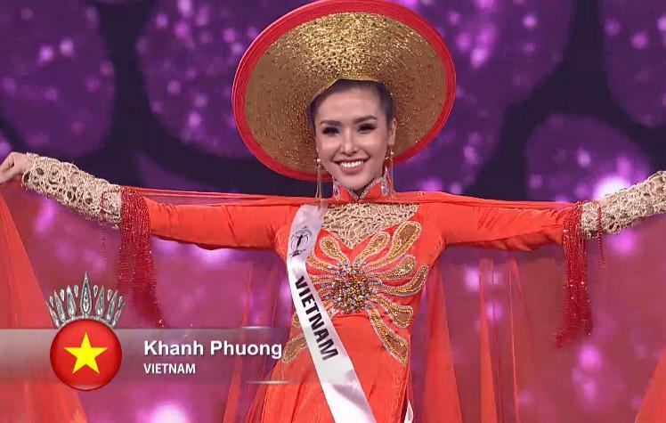 Thi cử thị phi, Huyền My vẫn cân cả dàn người đẹp Việt thi quốc tế năm 2017-6