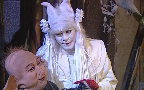 Bí mật Tây Du Ký 1986: Ngoài Tôn Ngộ Không, Lục Tiểu Linh Đồng còn đóng 15 nhân vật khác-14