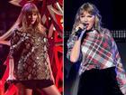 Biểu diễn với set đồ vừa lôi thôi vừa 'dìm hàng', chuyện gì đã xảy ra với Taylor Swift vậy?