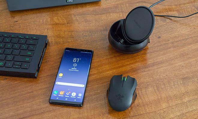 Samsung Galaxy S9 có thể mạnh mẽ hơn cả máy tính để bàn-1