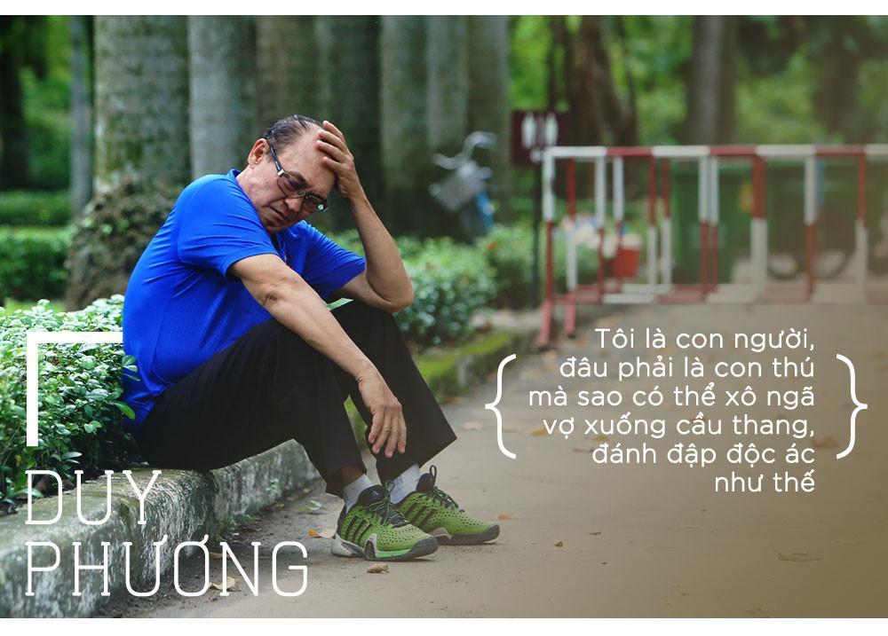 Duy Phương: Lê Giang không xin lỗi và còn thách thức tôi