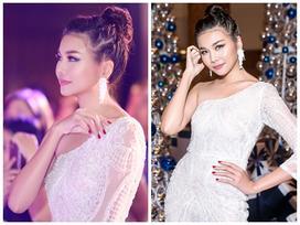 'Mẹ chồng' Thanh Hằng ngoài đời diện váy quyến rũ khác hẳn hình ảnh ghê gớm trong phim